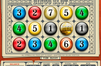 Bingo Playground – A Appropriate Bingo Game