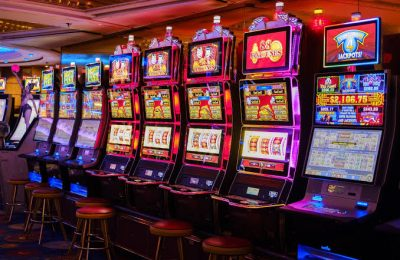 Get The Taste Of Erotic Slots In Your Next Slot Machine Game