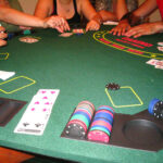 What has admired people for playing gambling at an online gambling site?