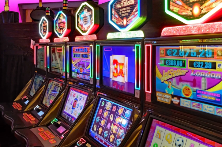 The Growing Popularity Of Slot Gambling