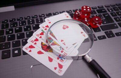 ONLINE CASINOS: DIGITAL GAMBLING
