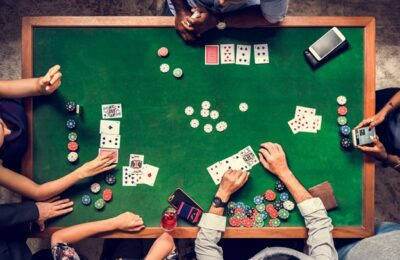 The Poker Rooms of Miami, South Florida